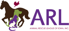 Animal Rescue League of Iowa Inc Logo